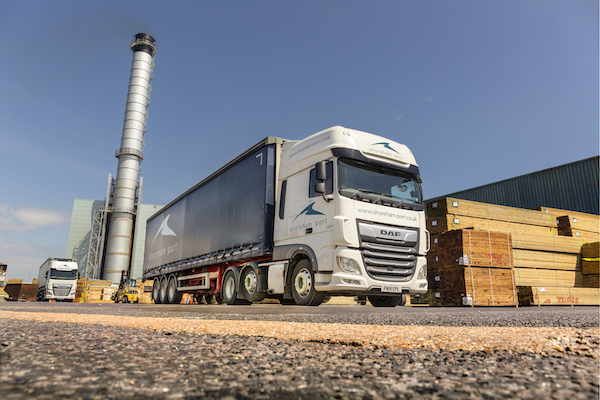 Shoreham Port partners with Ryder Ltd to start own transport operation in response to construction boom