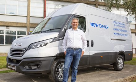 Vincenzo Nicolo appointed IVECO UK & Ireland Business Director and Paolo Vota to take UK Financial Controller role